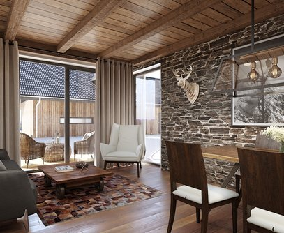 Appartement Chalet Village Ramsau
