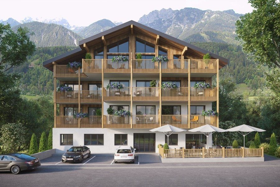 Exklusives Penthouse in der Region Schladming-Dachstein